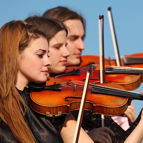 String Trio/Harpist For Drinks Reception